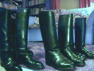 motorcyclecop boots